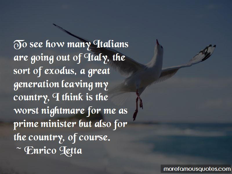 Enrico Letta Quotes Pictures 3