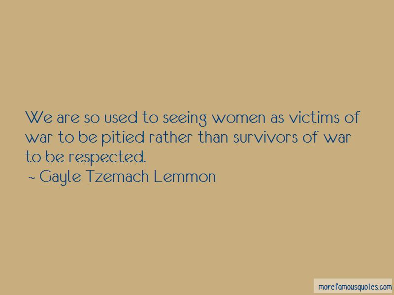 Gayle Tzemach Lemmon Quotes Pictures 2