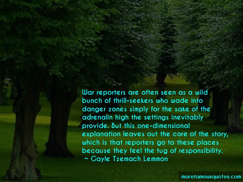 Gayle Tzemach Lemmon Quotes Pictures 4