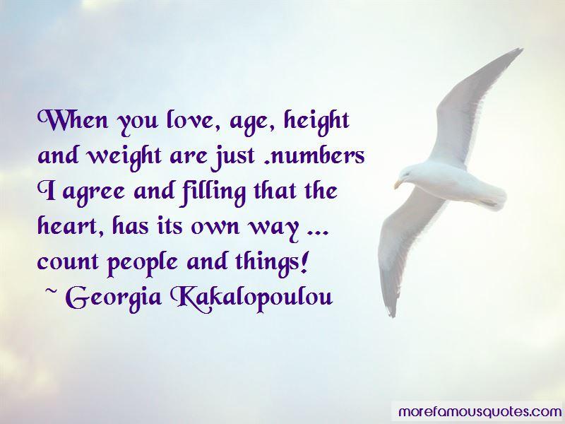 Georgia Kakalopoulou Quotes