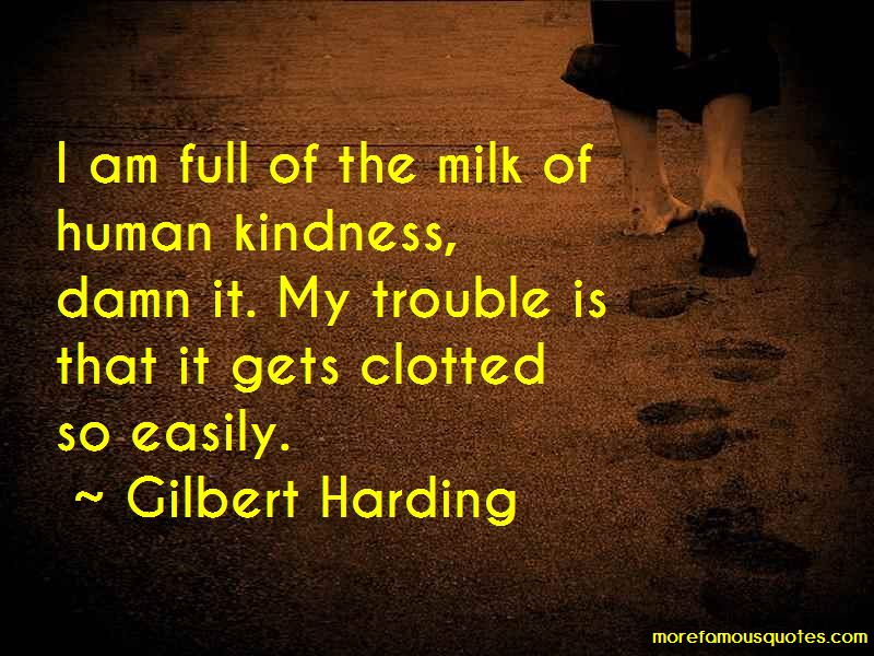 Gilbert Harding Quotes Pictures 3