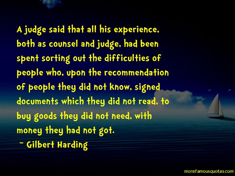 Gilbert Harding Quotes Pictures 4