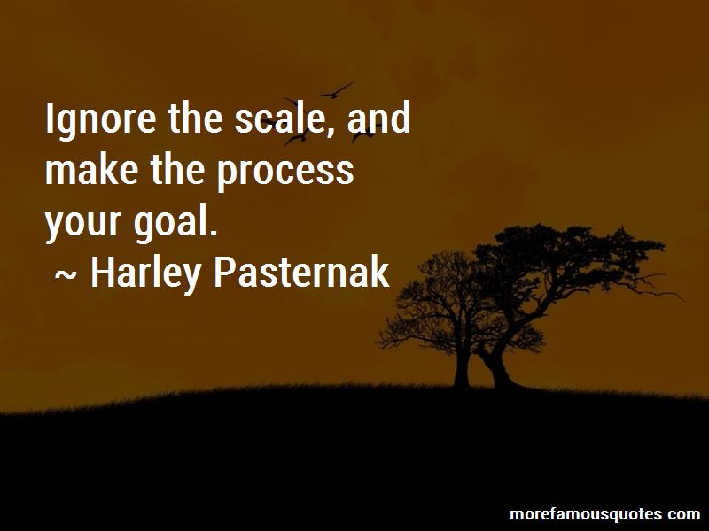 Harley Pasternak Quotes