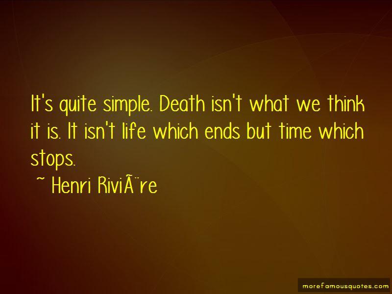 Henri Riviere Quotes