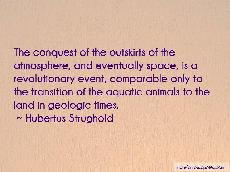 Hubertus Strughold Quotes Pictures 2