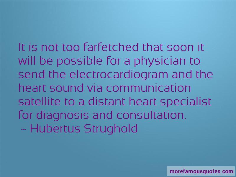 Hubertus Strughold Quotes
