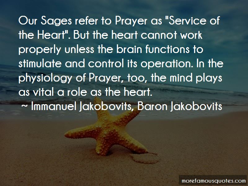 Immanuel Jakobovits, Baron Jakobovits Quotes Pictures 2