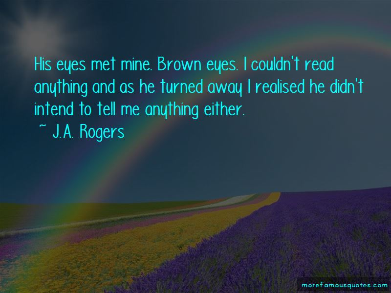 J.A. Rogers Quotes