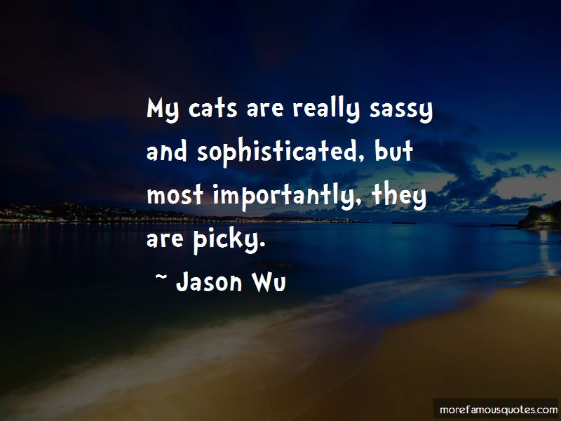 Jason Wu Quotes Pictures 2
