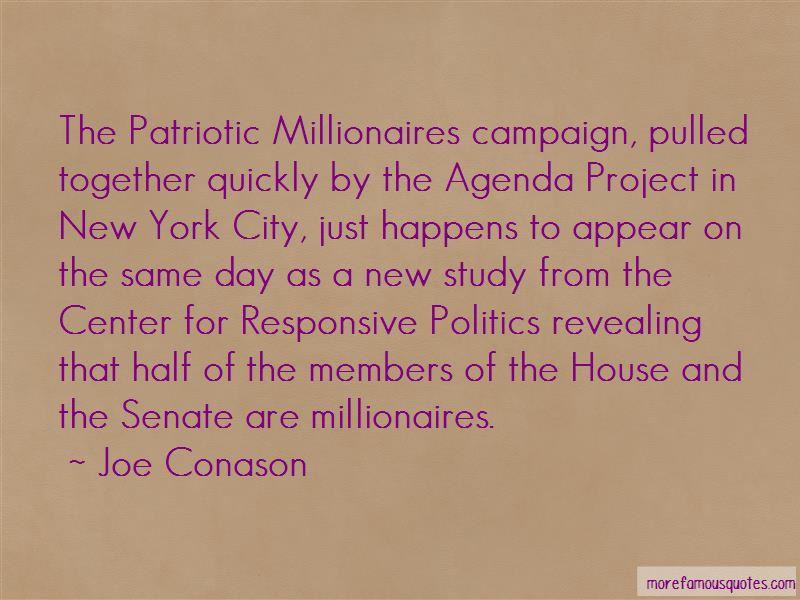 Joe Conason Quotes