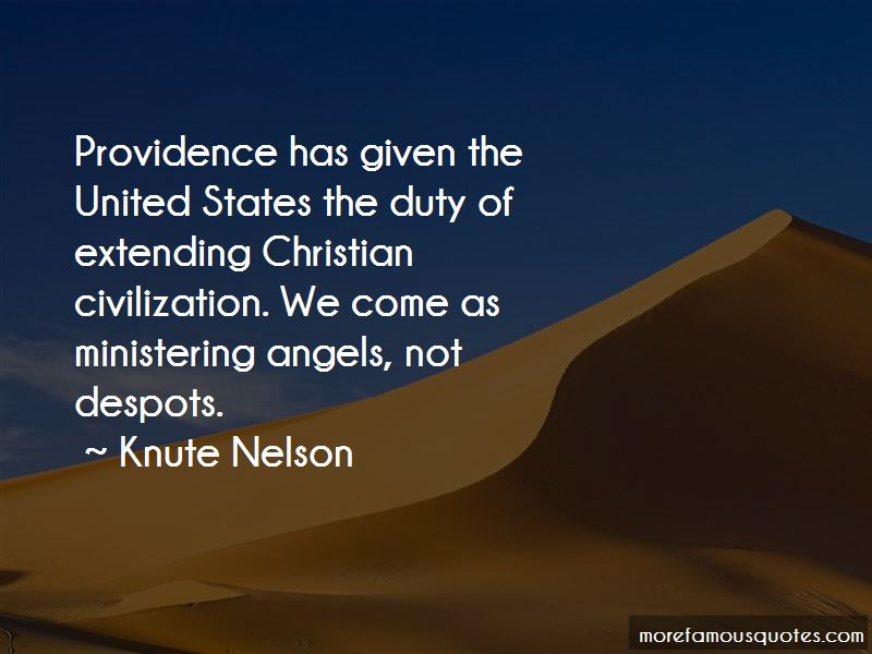 Knute Nelson Quotes Pictures 2