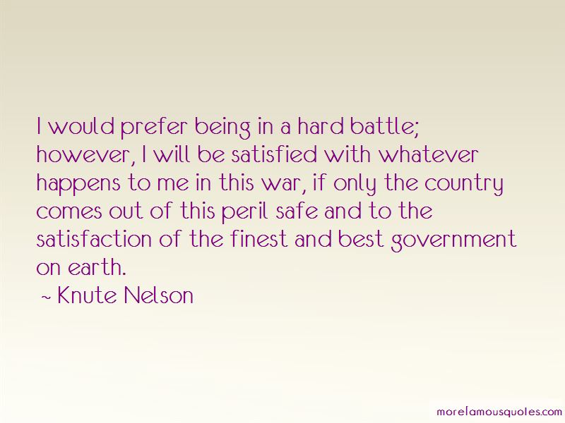Knute Nelson Quotes Pictures 3