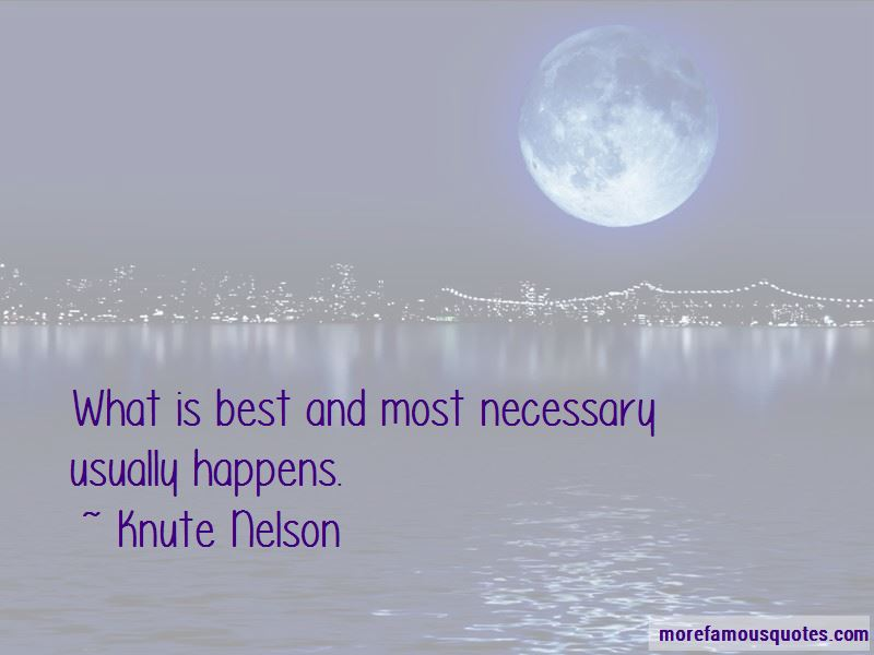 Knute Nelson Quotes Pictures 4