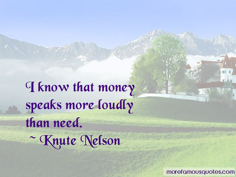 Knute Nelson Quotes