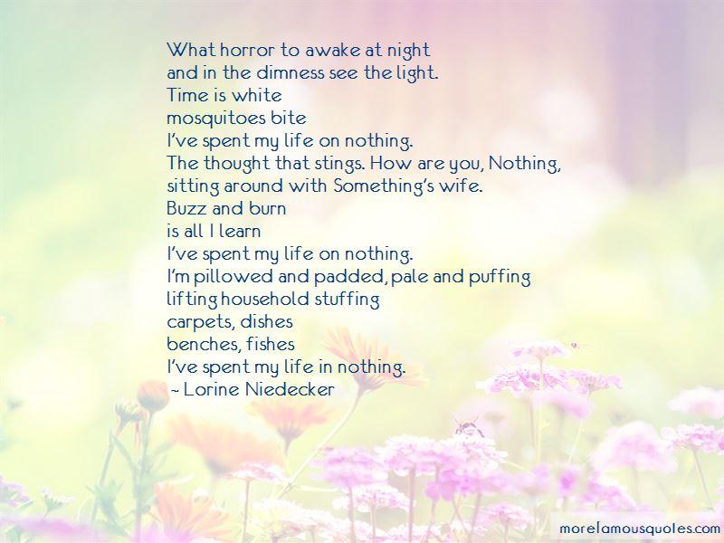 Lorine Niedecker Quotes Pictures 3