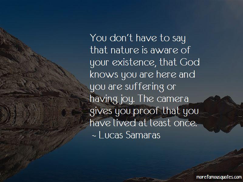 Lucas Samaras Quotes Pictures 2