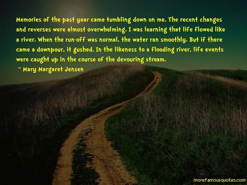 Mary Margaret Jensen Quotes