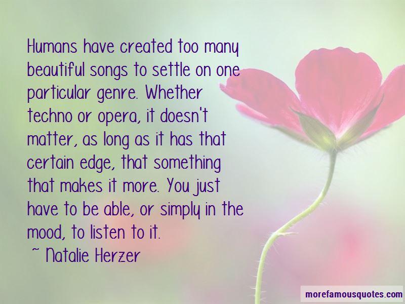 Natalie Herzer Quotes Pictures 3