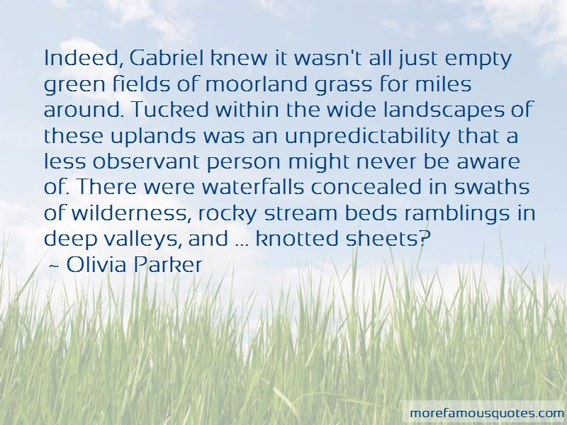 Olivia Parker Quotes Pictures 4