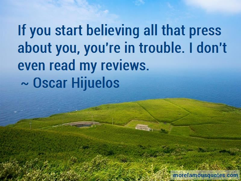 Oscar Hijuelos Quotes Pictures 2