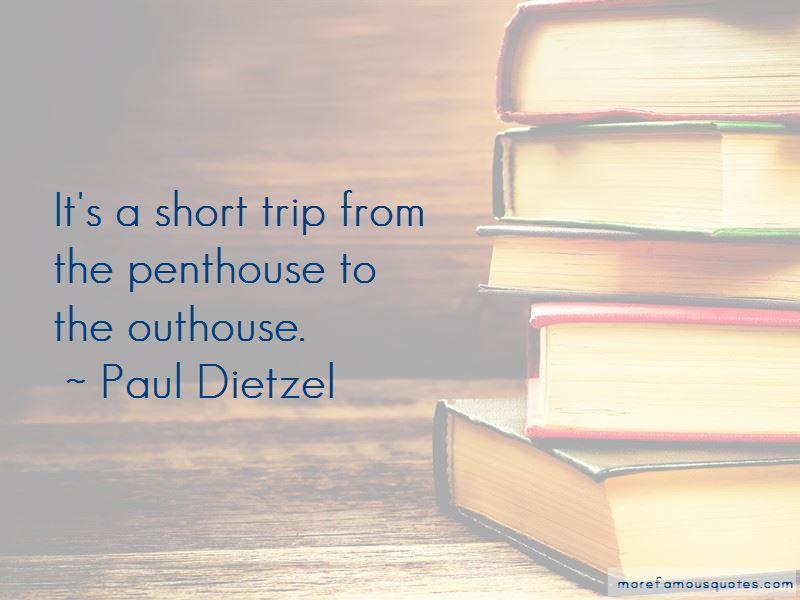 Paul Dietzel Quotes Pictures 2