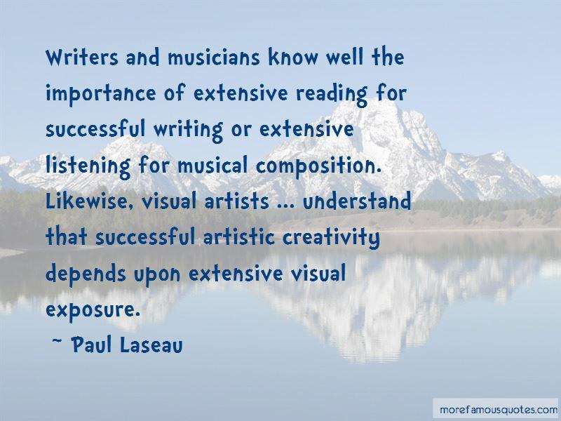 Paul Laseau Quotes Pictures 4
