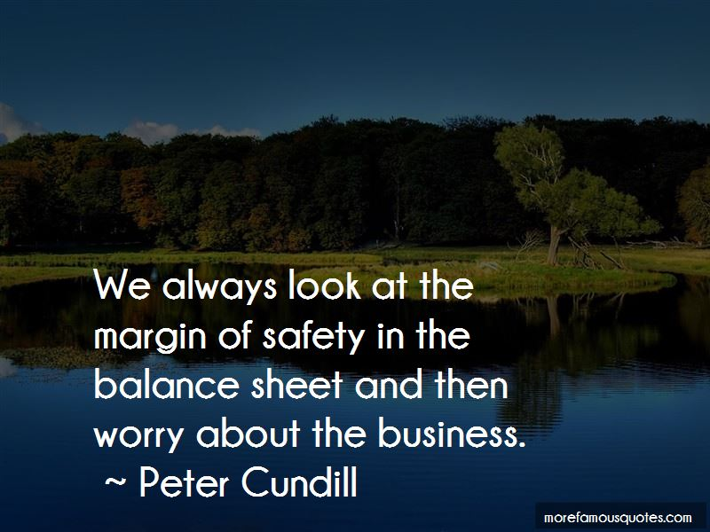 Peter Cundill Quotes Pictures 3