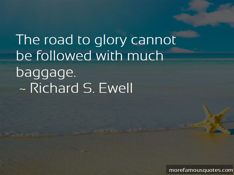 Richard S. Ewell Quotes Pictures 2