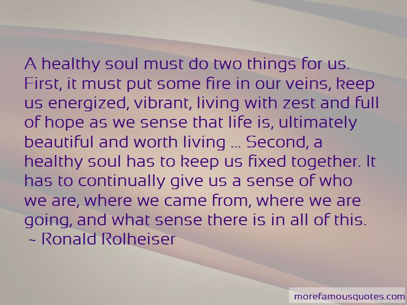 Ronald Rolheiser Quotes Pictures 2