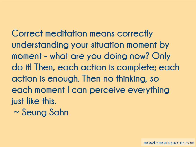 Seung Sahn Quotes Pictures 2