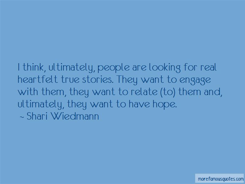 Shari Wiedmann Quotes Pictures 4