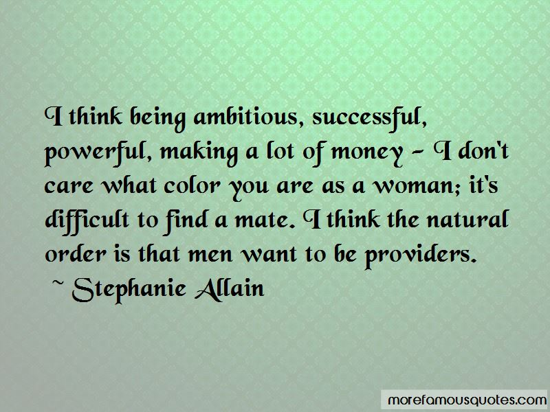 Stephanie Allain Quotes Pictures 3