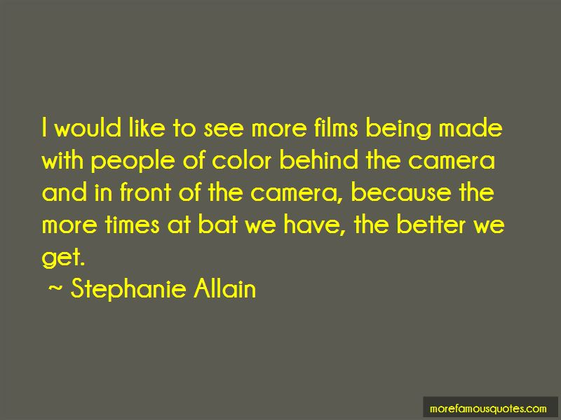 Stephanie Allain Quotes Pictures 4