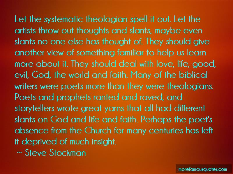 Steve Stockman Quotes Pictures 4