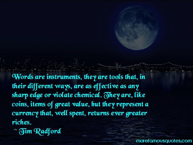 Tim Radford Quotes Pictures 2