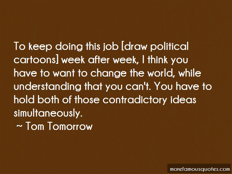 Tom Tomorrow Quotes Pictures 2
