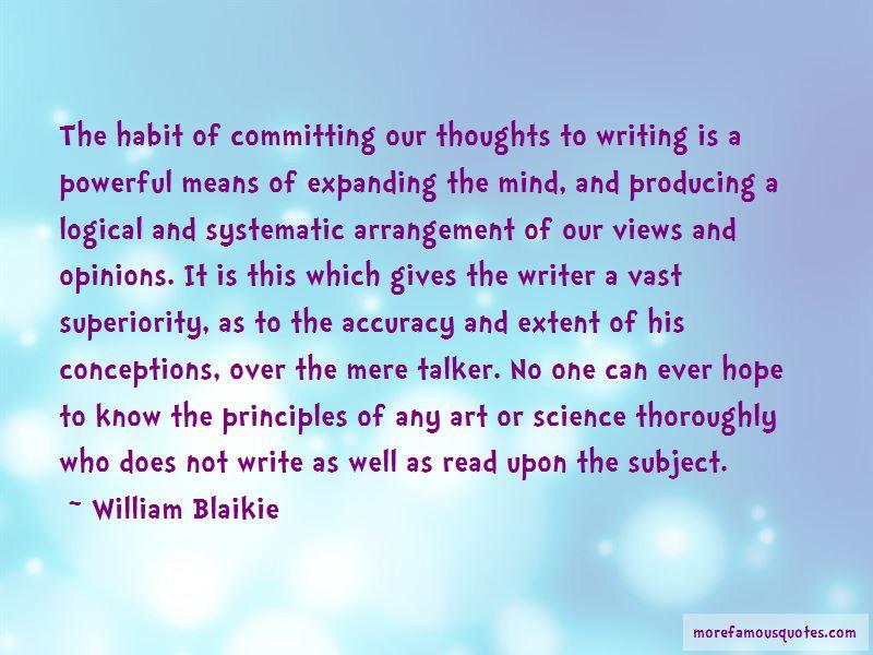 William Blaikie Quotes Pictures 2