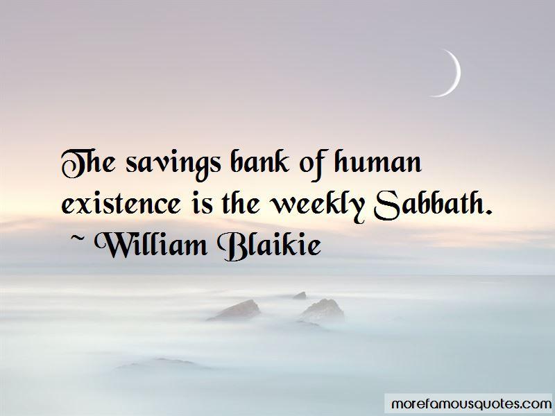 William Blaikie Quotes