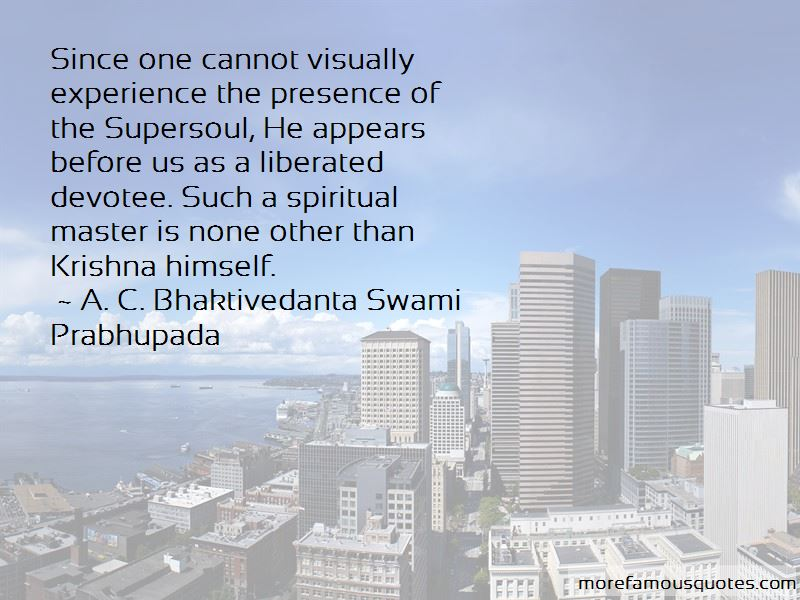 A. C. Bhaktivedanta Swami Prabhupada Quotes Pictures 3