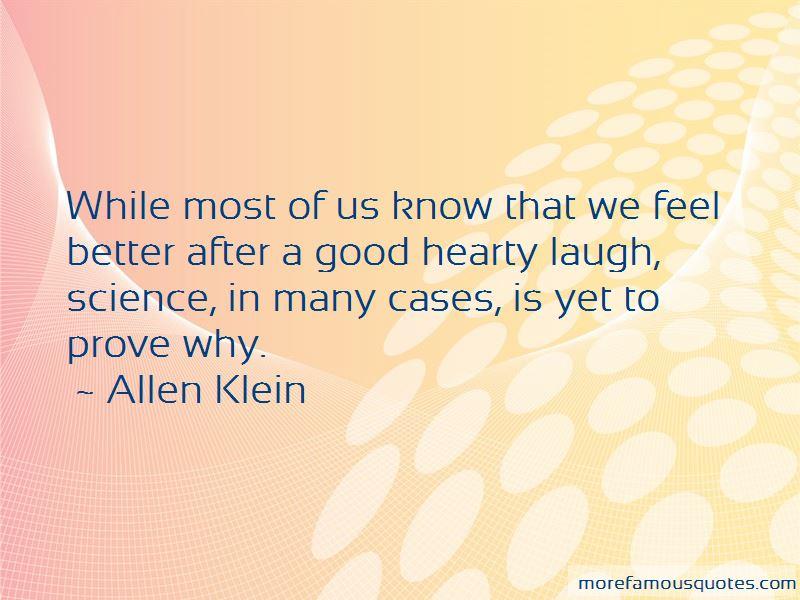 Allen Klein Quotes Pictures 3