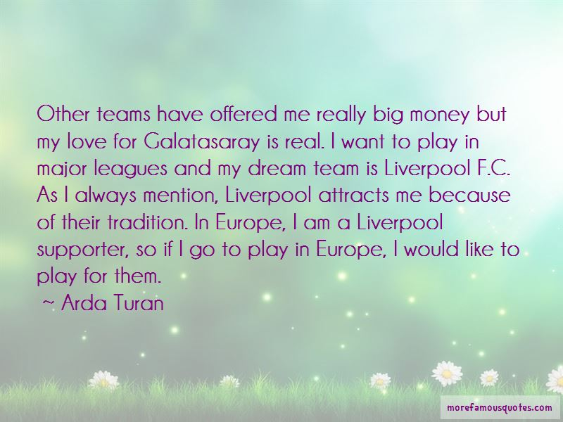 Arda Turan Quotes Pictures 2