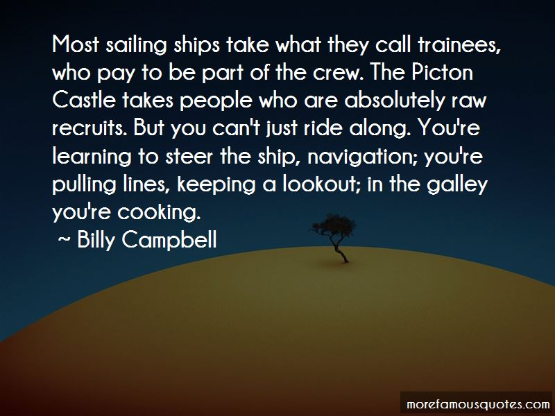 Billy Campbell Quotes Pictures 3