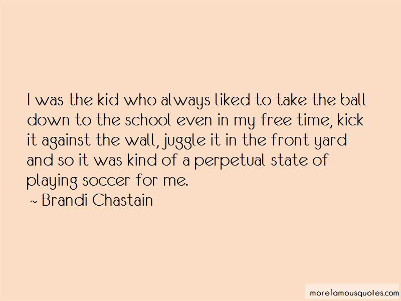 Brandi Chastain Quotes Pictures 2