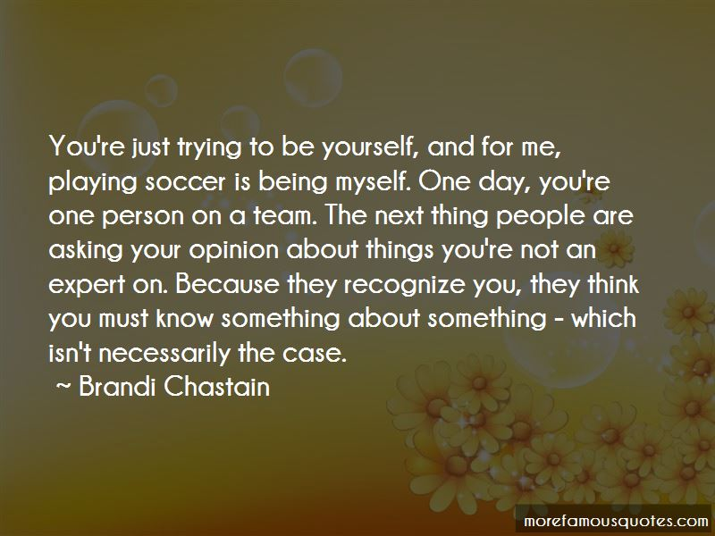 Brandi Chastain Quotes Pictures 3