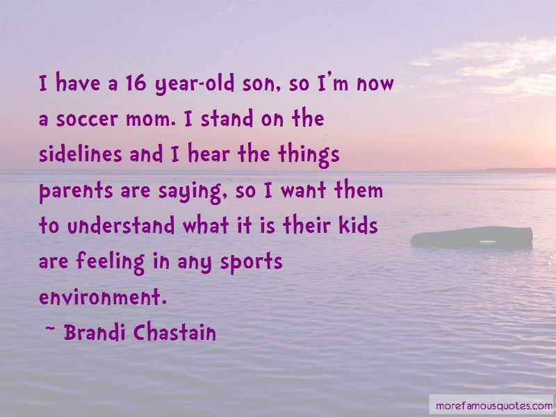 Brandi Chastain Quotes Pictures 4