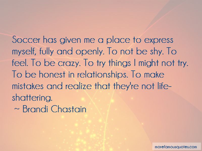 Brandi Chastain Quotes