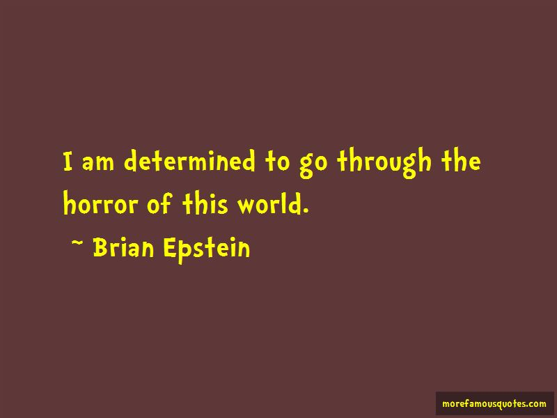 Brian Epstein Quotes Pictures 3