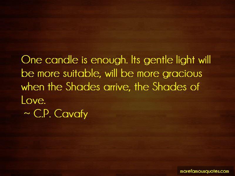 C.P. Cavafy Quotes Pictures 4