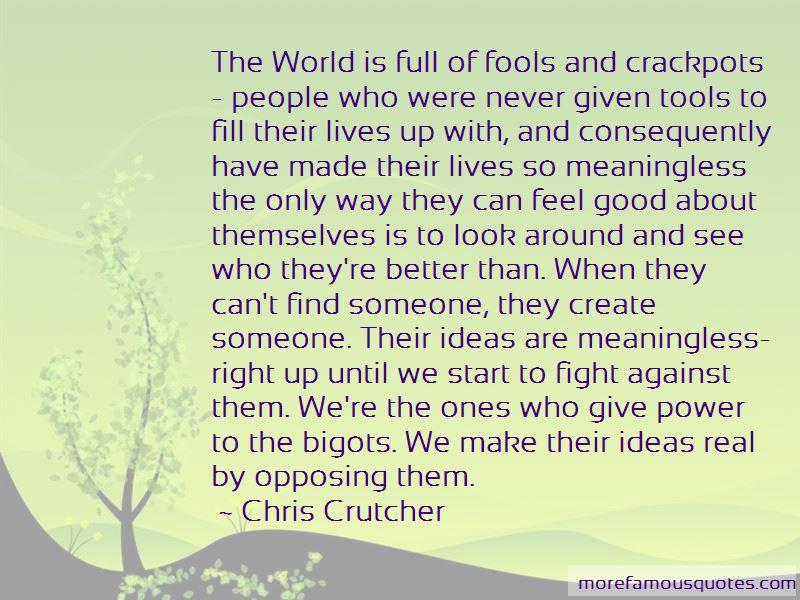 Chris Crutcher Quotes Pictures 2