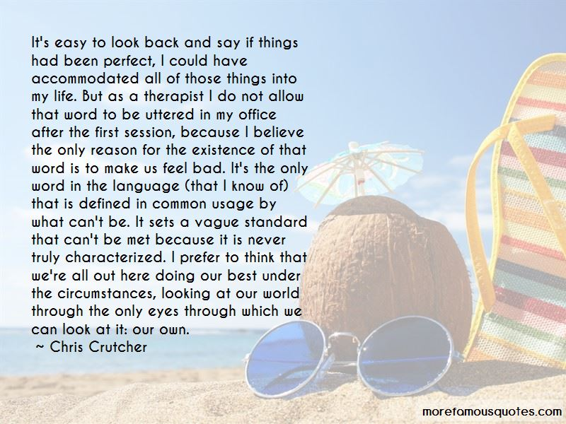 Chris Crutcher Quotes Pictures 3